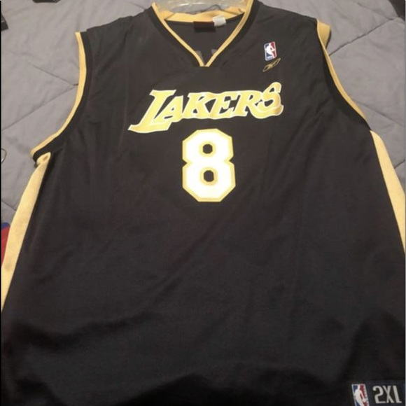 online retailer 46a1d baf6f Kobe Bryant Lakers Jersey number 8 size 2x